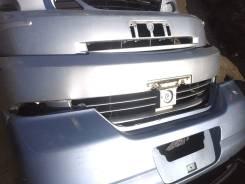 Бампер. Nissan Tiida, C11, SC11, NC11, JC11 Двигатели: MR18DE, HR15DE, HR16DE