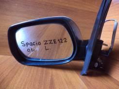 Зеркало заднего вида боковое. Toyota Corolla Spacio, ZZE122, ZZE124, NZE121 Двигатели: 1ZZFE, 1NZFE