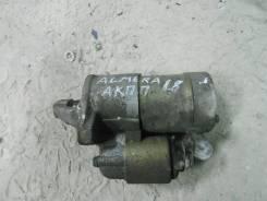 Стартер. Nissan Almera, N16, N16E