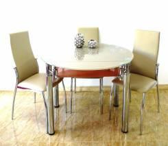 Столы-трансформеры обеденные.