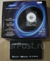 Внешние жесткие диски. 100 Гб, интерфейс USB 2.0