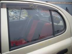 Форточка двери. Toyota Platz, SCP11