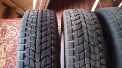Dunlop Grandtrek SJ6. зимние, без шипов, б/у, износ 5%