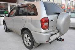Фаркоп. Toyota RAV4