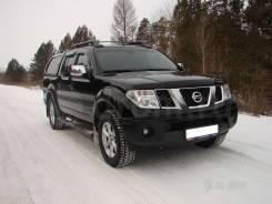 Nissan Navara. YD25