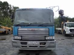 Hino FA. Полуприцеп сцепка Hino Airsus+ Trailmobile, 20т, 1, 17 000 куб. см., 20 000 кг.