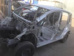 Кузов в сборе. Toyota Ractis
