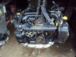 Двигатель. Subaru Exiga, YA5 Двигатель EJ20