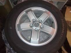 Комплект колес 235/60/R16. 6.5x16 5x114.30 ET41