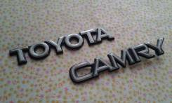 Эмблема багажника. Toyota Camry, SV20