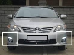 Ходовые огни. Toyota Corolla, ZRE182, ZRE172, ZRE181, NRE160, NDE160, NRE180, ZRE161 Двигатели: 2ZRFE, 1ZRFE, 1NRFE, 1NDTV, 2ZRFAE, 1ZRFAE