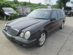 Передняя часть автомобиля. Mercedes-Benz E-Class, S210, W210