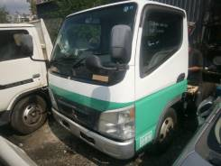Кабина. Mitsubishi Fuso Canter