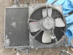 Радиатор охлаждения двигателя. Honda Stepwgn, RF7