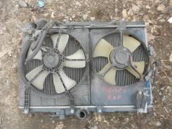 Радиатор охлаждения двигателя. Honda Odyssey, RA1