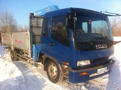 Isuzu Forward. Продам 1997 г,, 7 100 куб. см., 3 500 кг., 10 м.