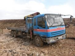 Isuzu Giga. Продается грузовик , 19 000 куб. см., 10 000 кг.