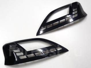 Накладка на фару. Nissan X-Trail, HT32, DNT31, T31, NT32, T32, HNT32, TNT31, NT31 Двигатели: MR20DD, M9R, QR25DE, MR20DE, R9M. Под заказ