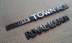 Эмблема багажника. Toyota Town Ace, CR31