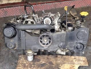 Головка блока цилиндров. Subaru Impreza WRX STI, GDB Двигатели: EJ207, EJ20