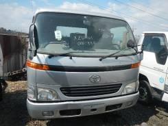 Кабина. Toyota ToyoAce, XZU401