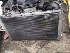 Радиатор охлаждения двигателя. Subaru Impreza, GC8, GF8 Subaru Forester, SF5 Subaru Impreza WRX STI, GC8, GF8