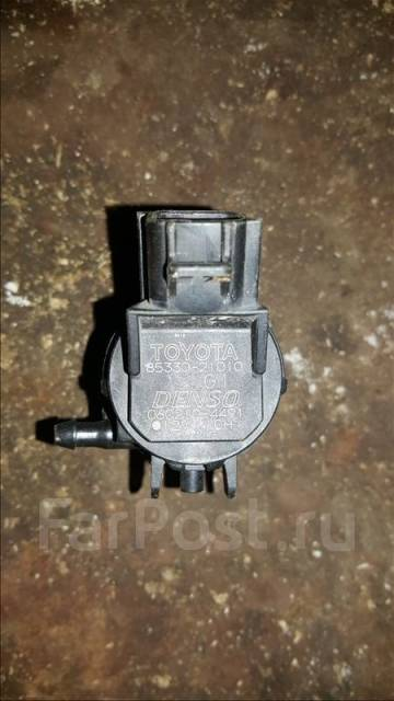 Мотор бачка омывателя. Lexus: LS460L, GS350, IS300h, LS460, IS350, IS250C, IS250, GS450h, GS430, GS460, LS600h, IS350C Toyota: RAV4, Aqua, Camry, Reiz...