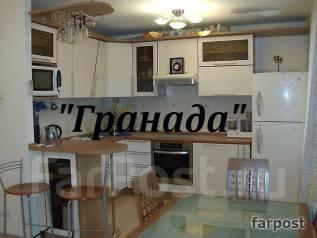 3-комнатная, улица Давыдова 40. Вторая речка, агентство, 70кв.м. Кухня