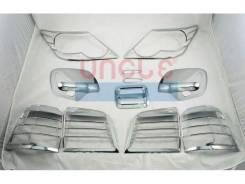 Хром пакет на Lexus LX570. Lexus LX570, SUV, URJ201, URJ201W. Под заказ