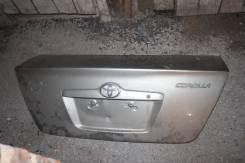Крышка багажника. Toyota Corolla, NZE120, ZZE121, NZE121, ZZE120