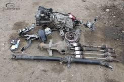 Механическая коробка переключения передач. Subaru Impreza WRX STI, GRB