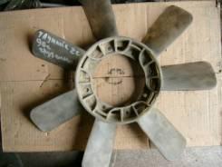 Вентилятор охлаждения радиатора. Toyota Town Ace, CM55 Двигатель 2C