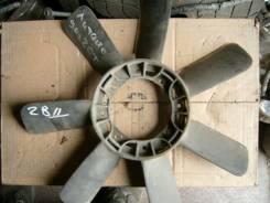 Вентилятор охлаждения радиатора. Toyota Lite Ace, CM30G, CM30 Двигатель 2CT