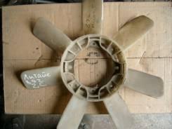 Вентилятор охлаждения радиатора. Toyota Lite Ace, CM40, CM40G Двигатель 2CT