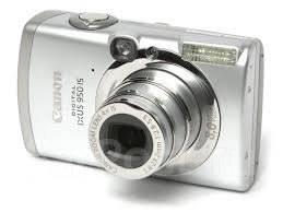 Canon Digital IXUS 950 IS. 8 - 8.9 Мп, зум: 4х