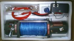 Лебедка электрическая 12000LB 12вольт Electric Winch, кевларовый трос