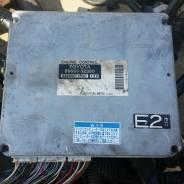 Блок управления двс. Toyota Sienta, NCP81G, NCP81 Двигатель 1NZFE