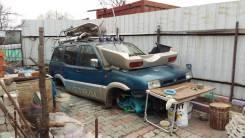Nissan Mistral. R20, TD27T
