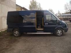 Ford Transit Shuttle Bus. Продается микроавтобус форд, 2 400 куб. см., 13 мест