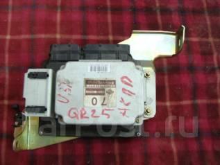 Блок управления двс. Nissan Presage, TU31 Двигатели: QR25DE, NEO