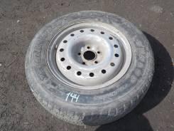 Dunlop Grandtrek SJ4. Всесезонные, износ: 30%, 1 шт