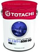 Totachi. Вязкость 80W-90, минеральное