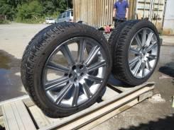 Оригинальные колеса Subaru Forester STI (sg9). 7.5x18 5x100.00 ET48