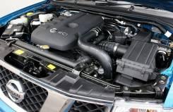 Двигатель в сборе. Nissan Navara, D40 Двигатели: YD25DDTI, V9X