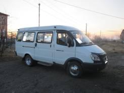 ГАЗ ГАЗель Бизнес. Продается газель бизнес, 12 мест, С маршрутом, работой