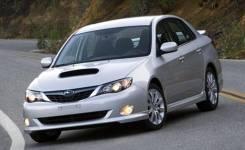 Subaru оригнинальный передний бампер  ДЛЯ Impreza (08+) (АТМО)