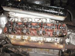 Двигатель - ЯМЗ-238М( 240 л. с, конверсия, с воен. хранения)
