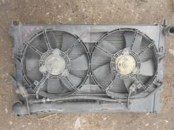 Радиатор охлаждения двигателя. Mazda MPV, LW5W Двигатель GY