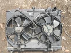 Радиатор охлаждения двигателя. Nissan Presage, U30 Двигатель KA24DE