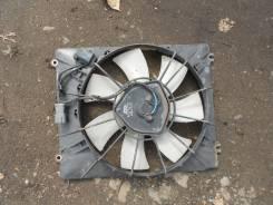 Вентилятор охлаждения радиатора. Honda Fit